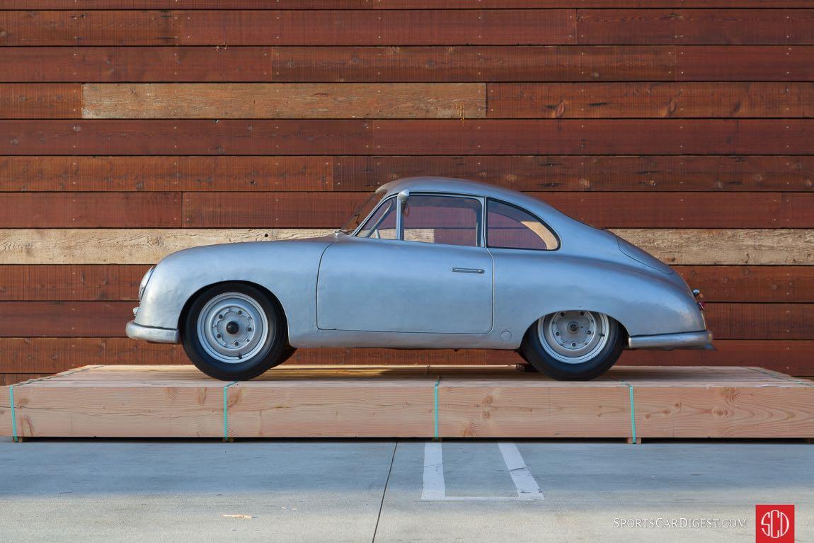 Jerry Seinfeld's 1949 Porsche 356/2 Gmünd