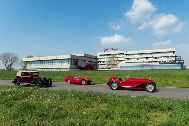 Alfa Romeo 2018 Mille Miglia