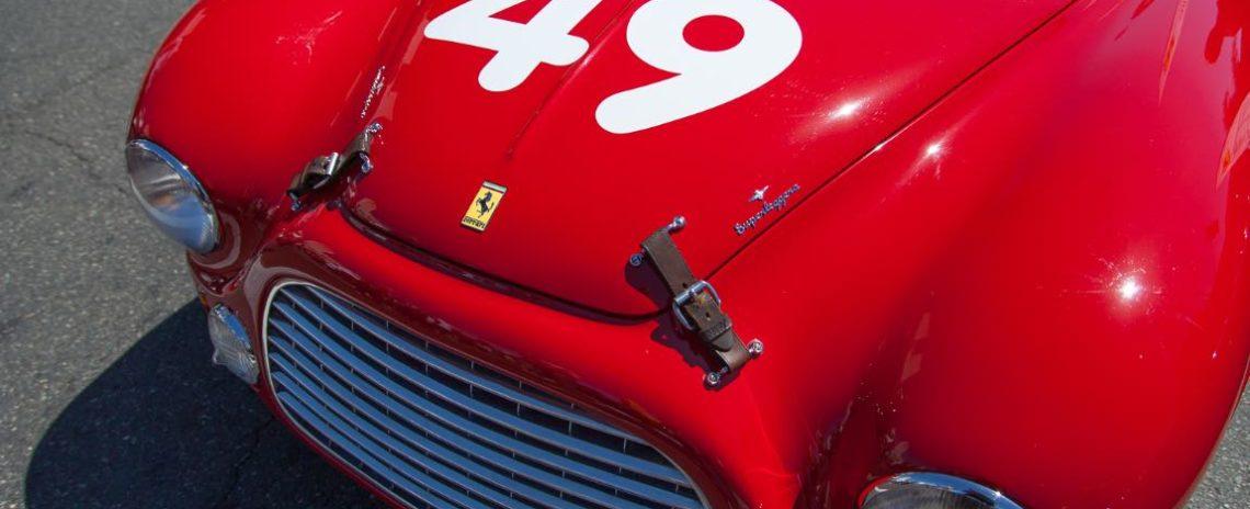 1950 166 MM/195 S Berlinetta Le Mans
