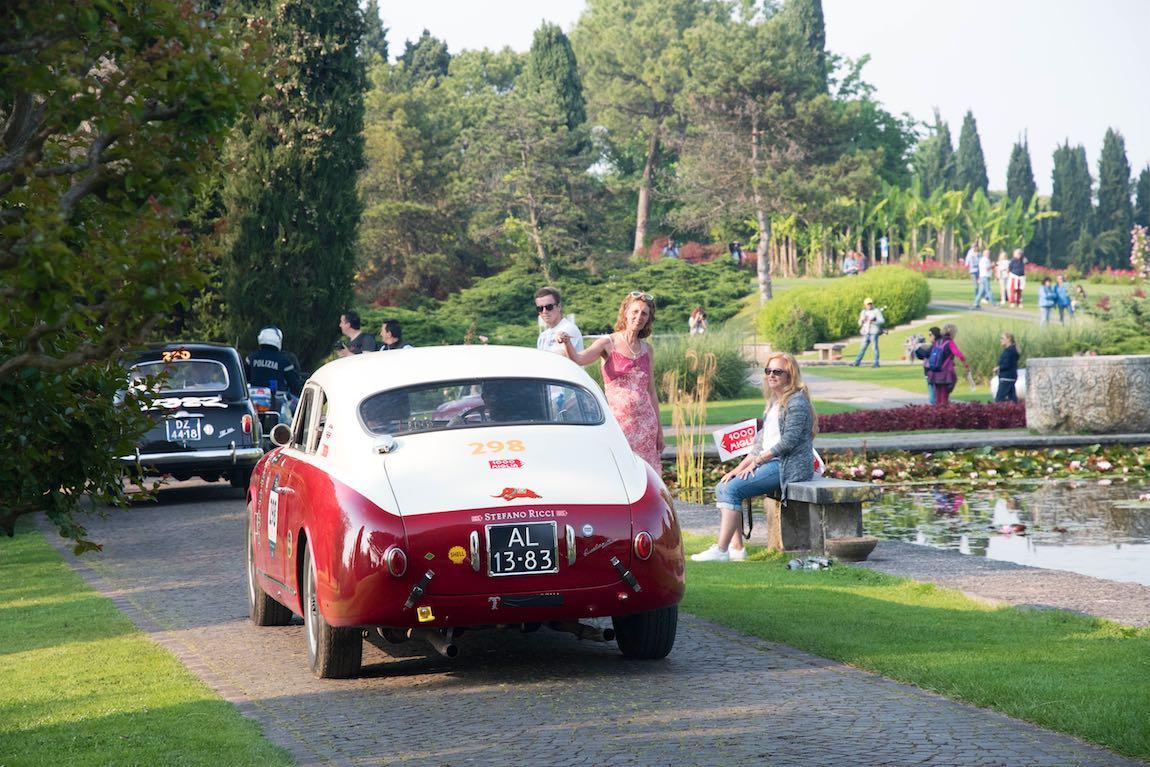 LANCIA AURELIA B20 GT 2500 1953