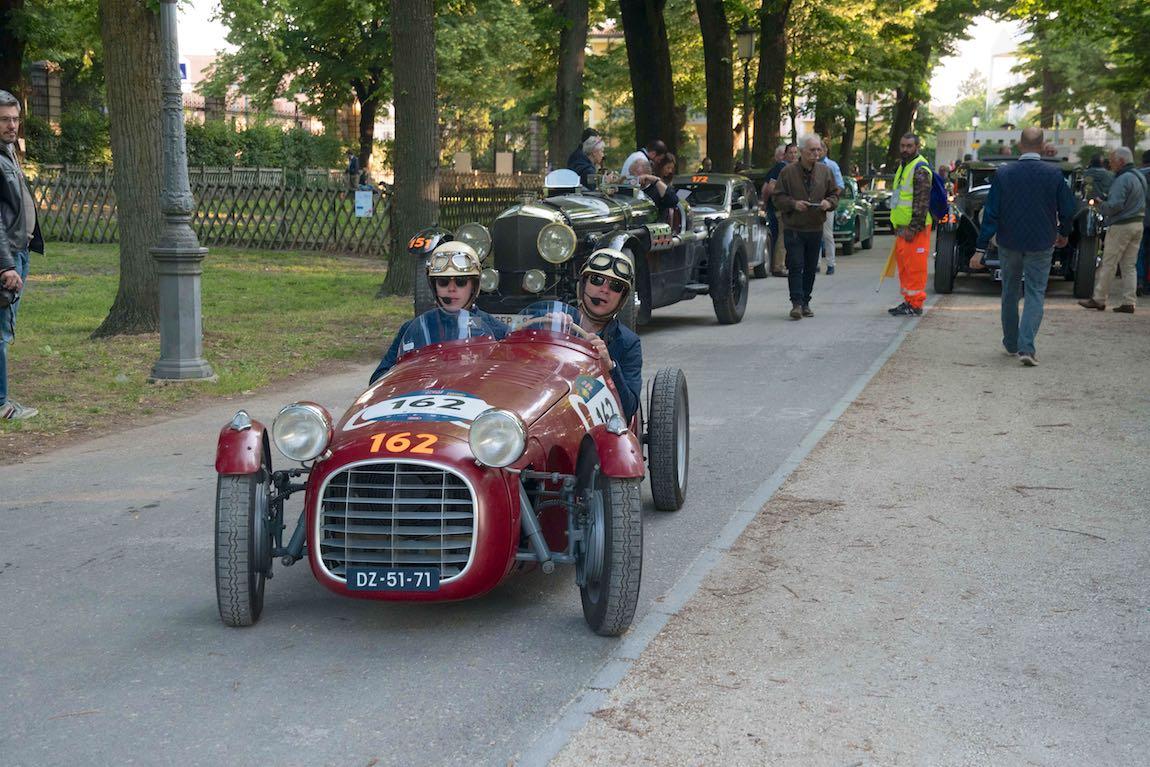 FACCIOLI FIAT 750 S 1948