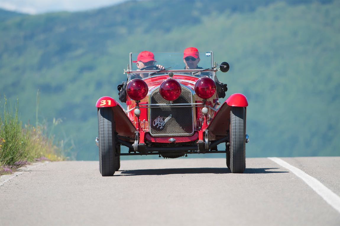 ALFA ROMEO 6C 1750 GRAN SPORT 1930