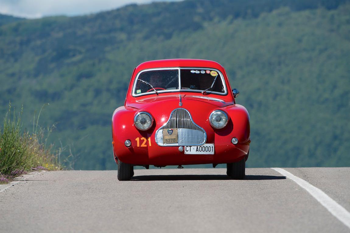 FIAT 1100 [508 C] MM BERLINETTA 1938