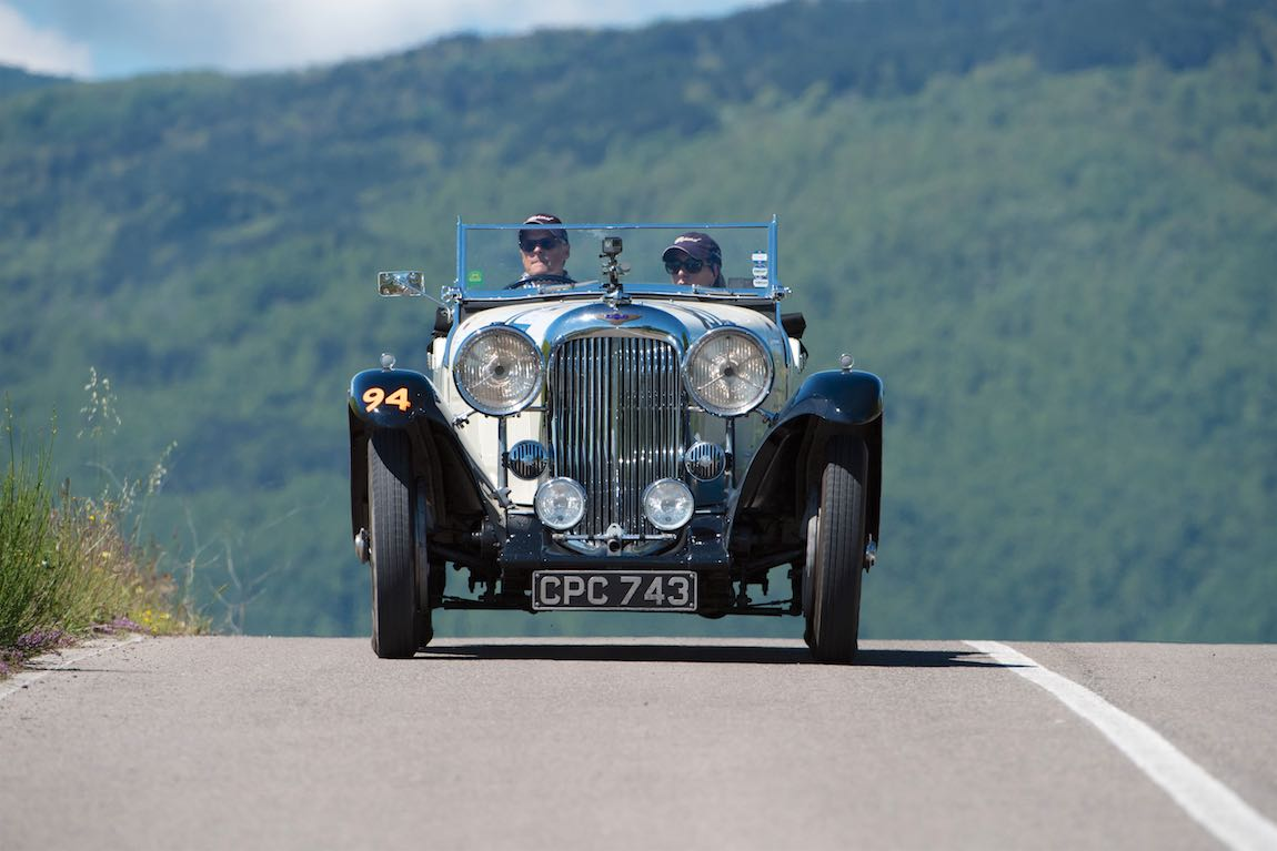 LAGONDA M 45 RAPIDE 1934