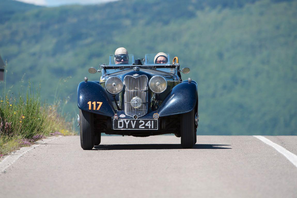 RILEY SPRITE TT 1937