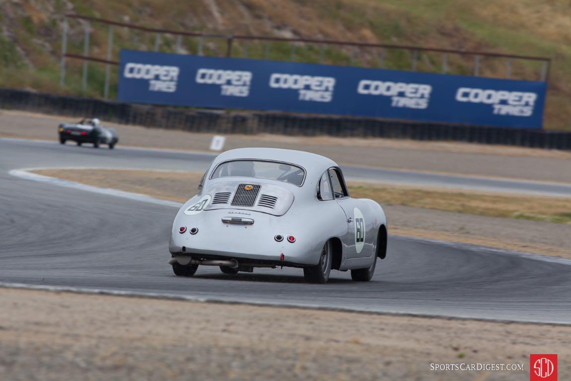 Gregor Magnusson - 1954 Porsche 356