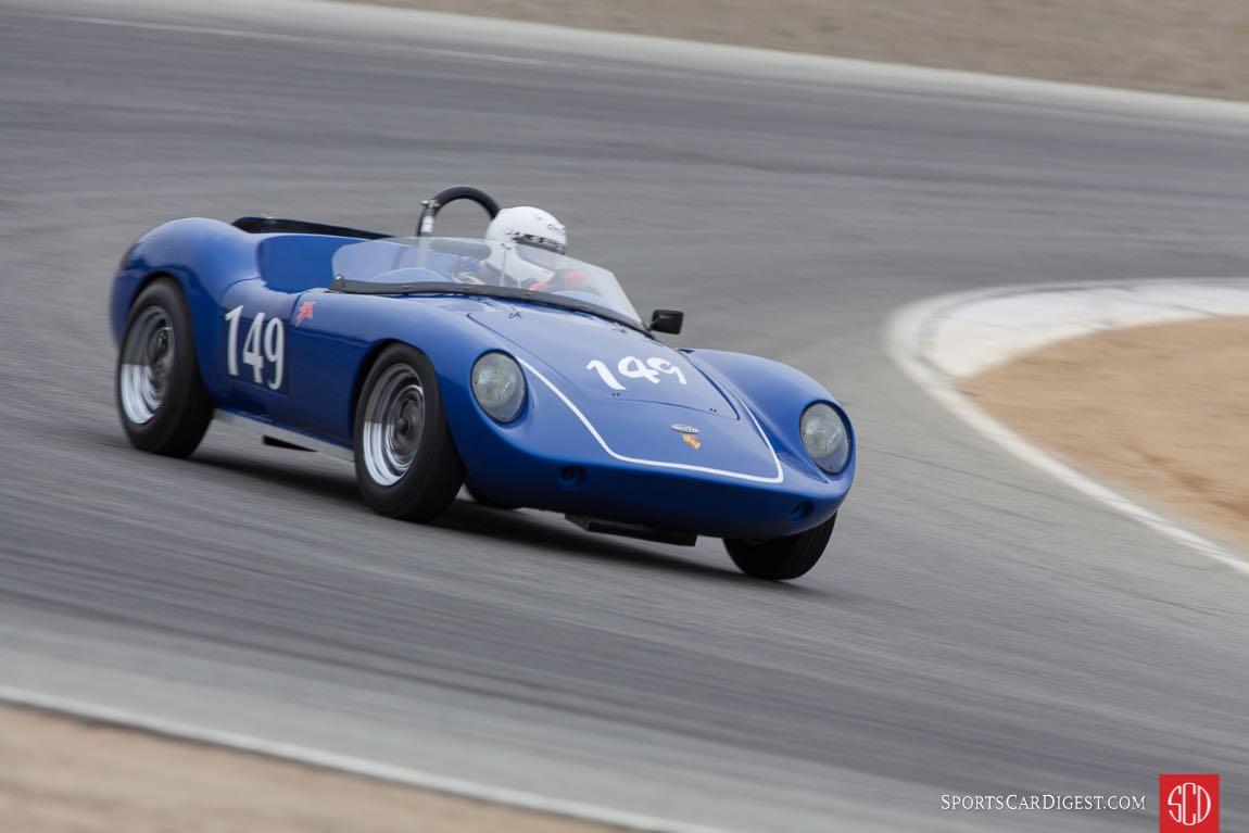 Leonard Turnbeaugh - 1960 Devin Porsche