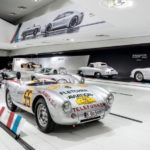 70 Years of the Porsche Sports Car Exhibit