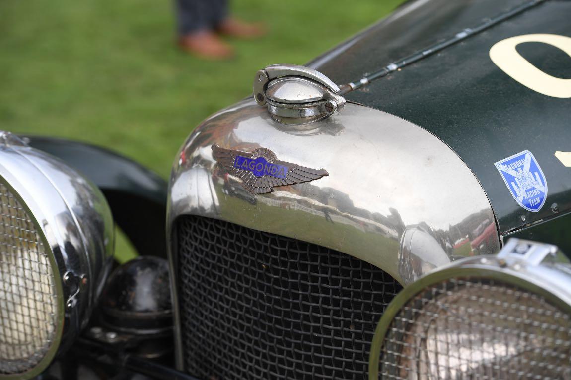 1935 Lagonda M35R