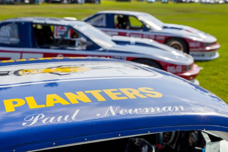 The race cars of Paul Newman