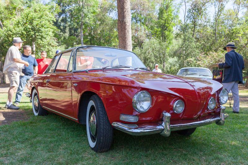1963 Volkswagen Type 34 Ghia