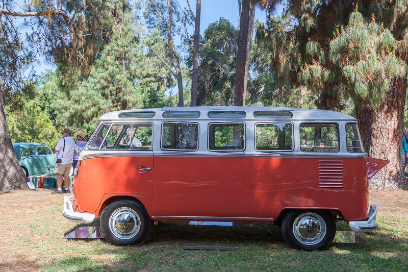 1963 Volkswagen 23 Window Delux Microbus