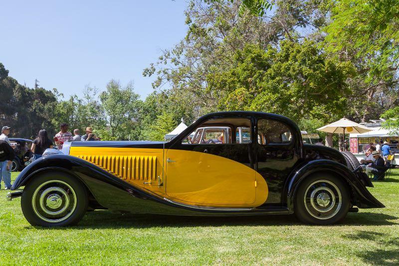 Bruce Meyer's 1935 Bugatti Type 57 Ventoux