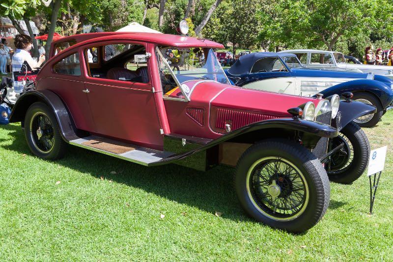 """1927 Lancia Lambda """"Airway"""""""