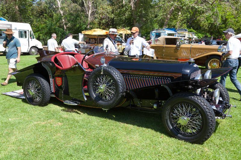 1938 Bentley 4.25 Special Speedster