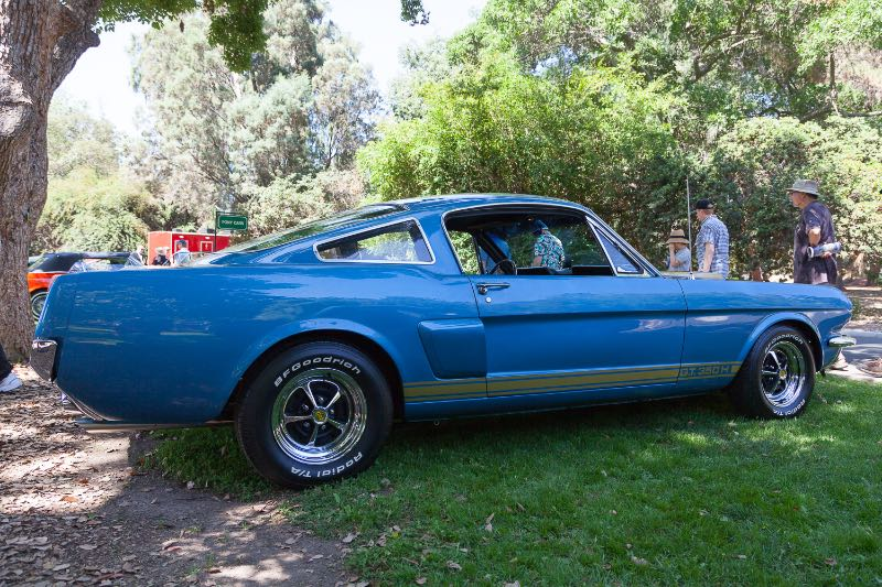 1966 Ford Shelby GT350H