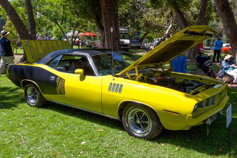1971 Plymouth Baracuda