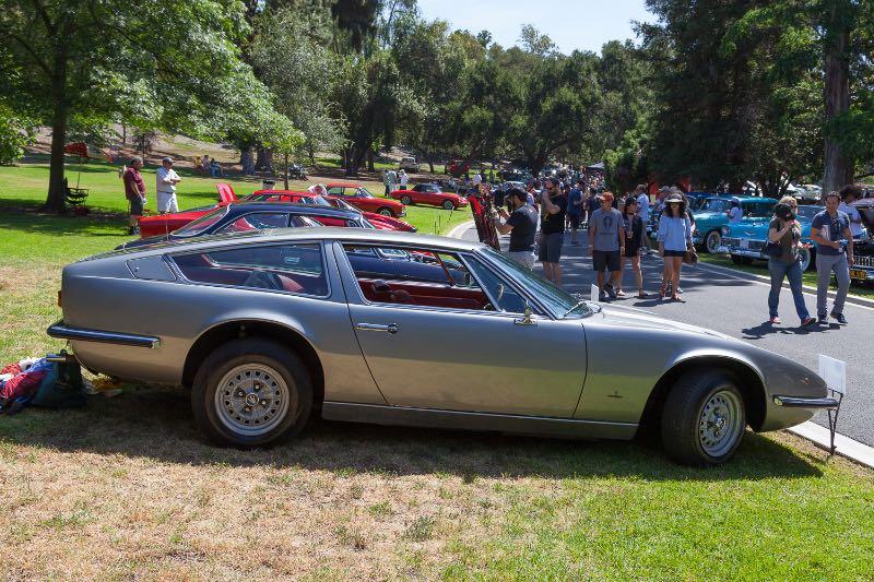 1971 Maserati Indy 2+2 Coupe