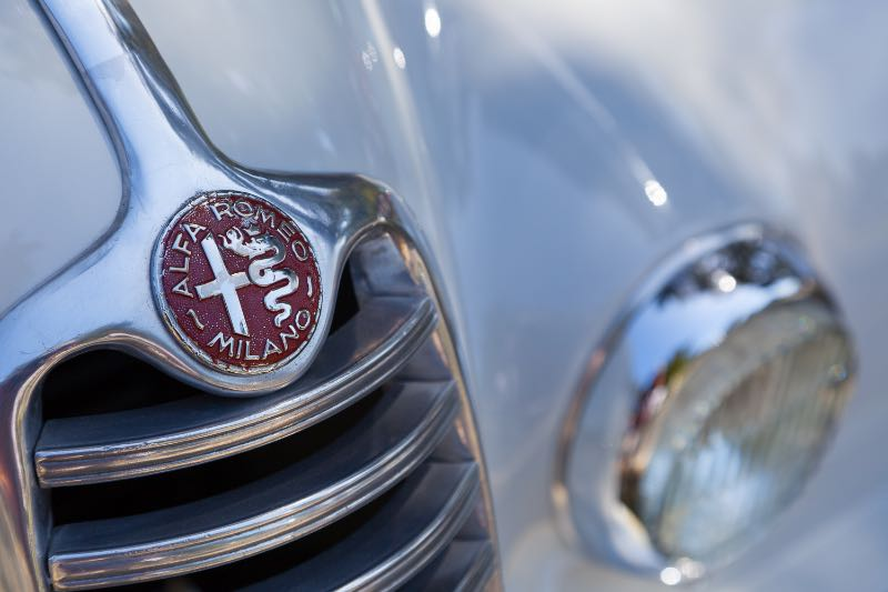 1947 Alfa Romeo 6C 2500SS