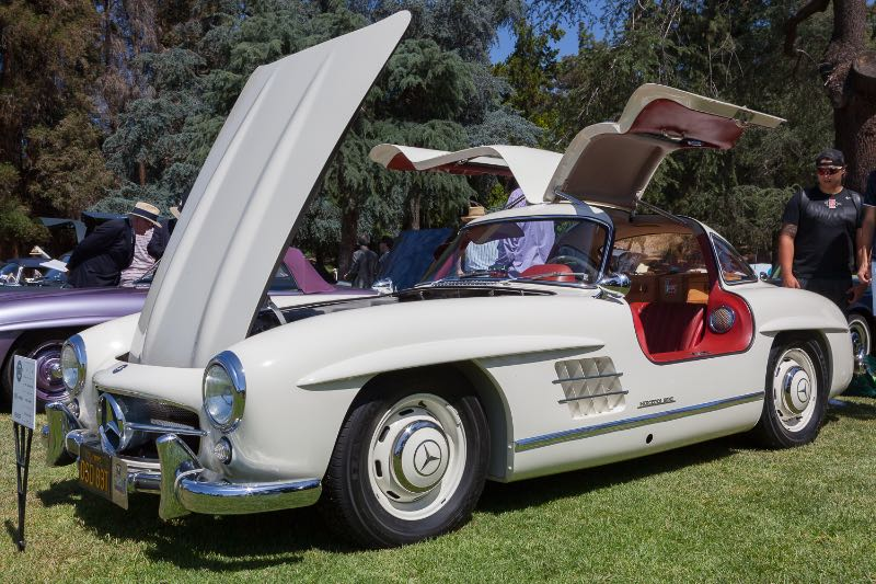 1957 Mercedes Benz 300SL Gullwing
