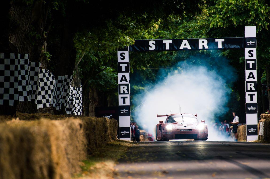 2018 Porsche 911 RSR (photo: Jayson Fong)