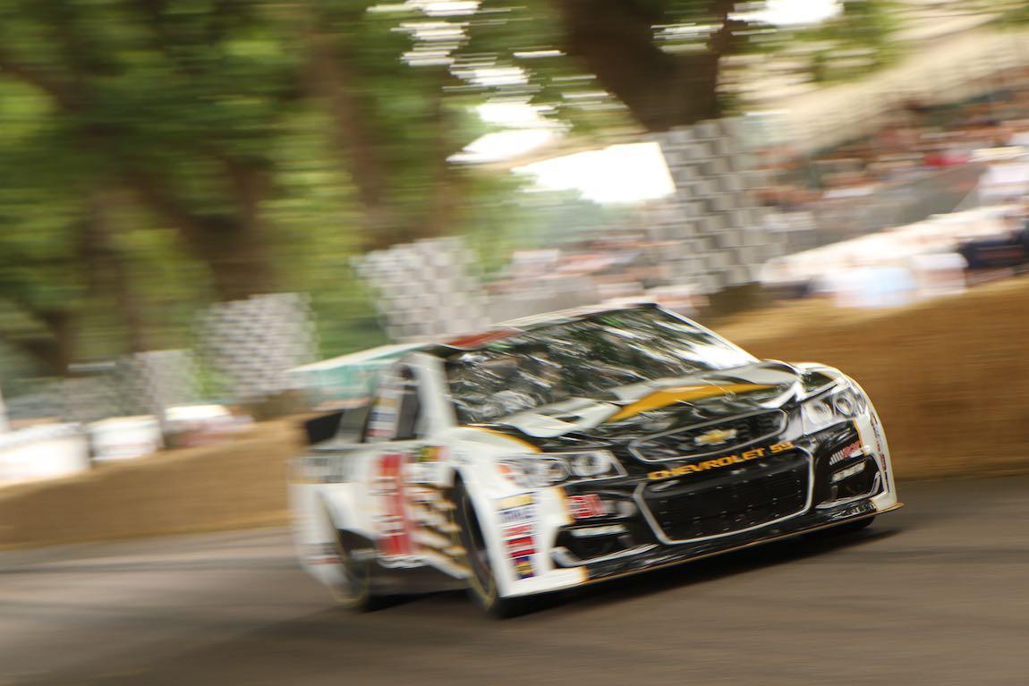 Goodwood Festival of Speed 2018 - Chevrolet SS NASCAR (photo: Adam Beresford)