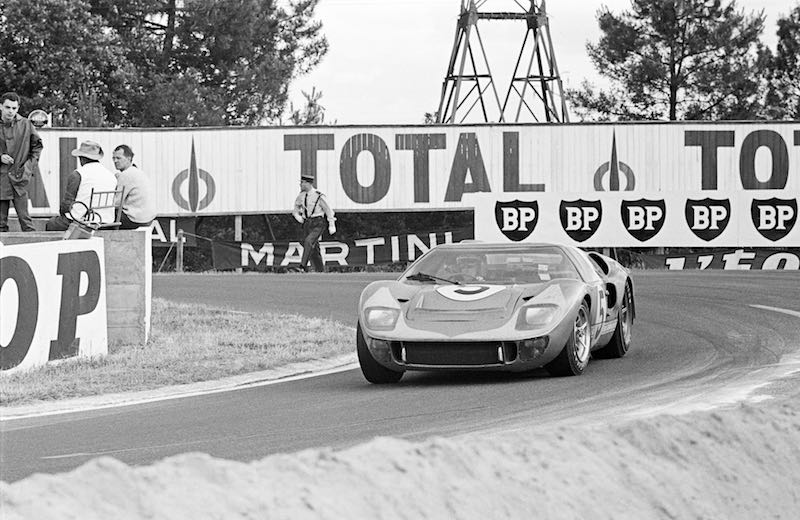 Ford GT40 Offered at Monterey Sale