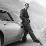 Aston Martin Recreates Goldfinger DB5