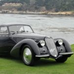 Pebble Beach Concours 2018 – Best of Show Winner