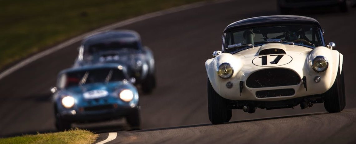1962 AC Cobra 289 - Photo: Drew Gibson