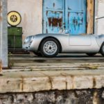 Porsche 550 RS Spyder Offered in Paris