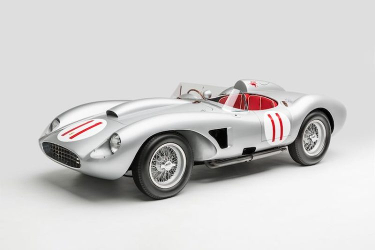 1957 Ferrari 625 Testa Rossa