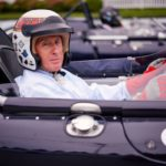 Jackie Stewart Celebrated at Goodwood