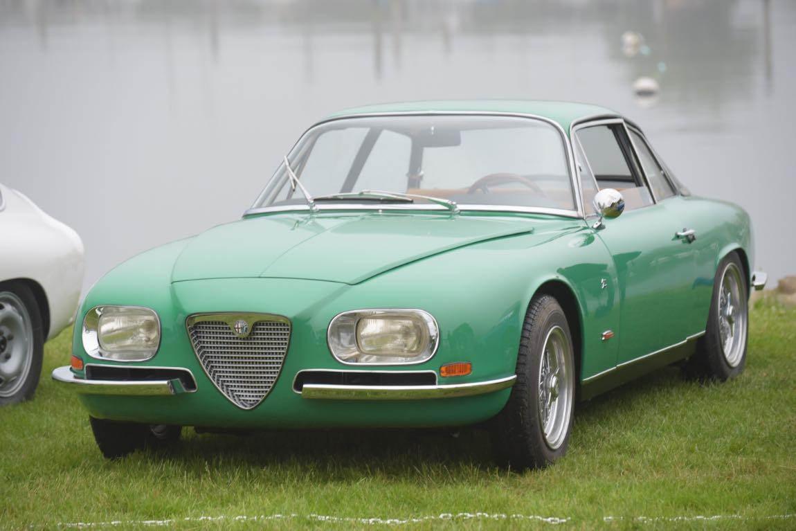 1965 Alfa Romeo 2600 Zagato