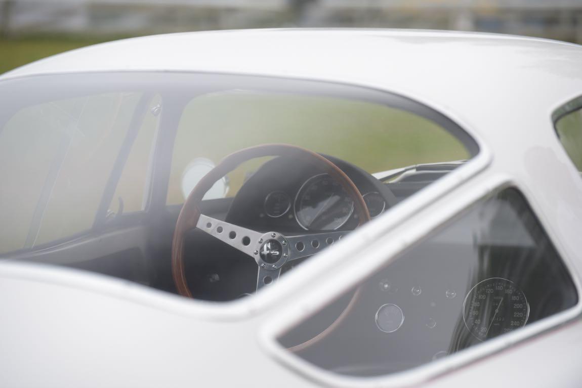 1964 Alfa Romeo TZ - Robert Wilder.
