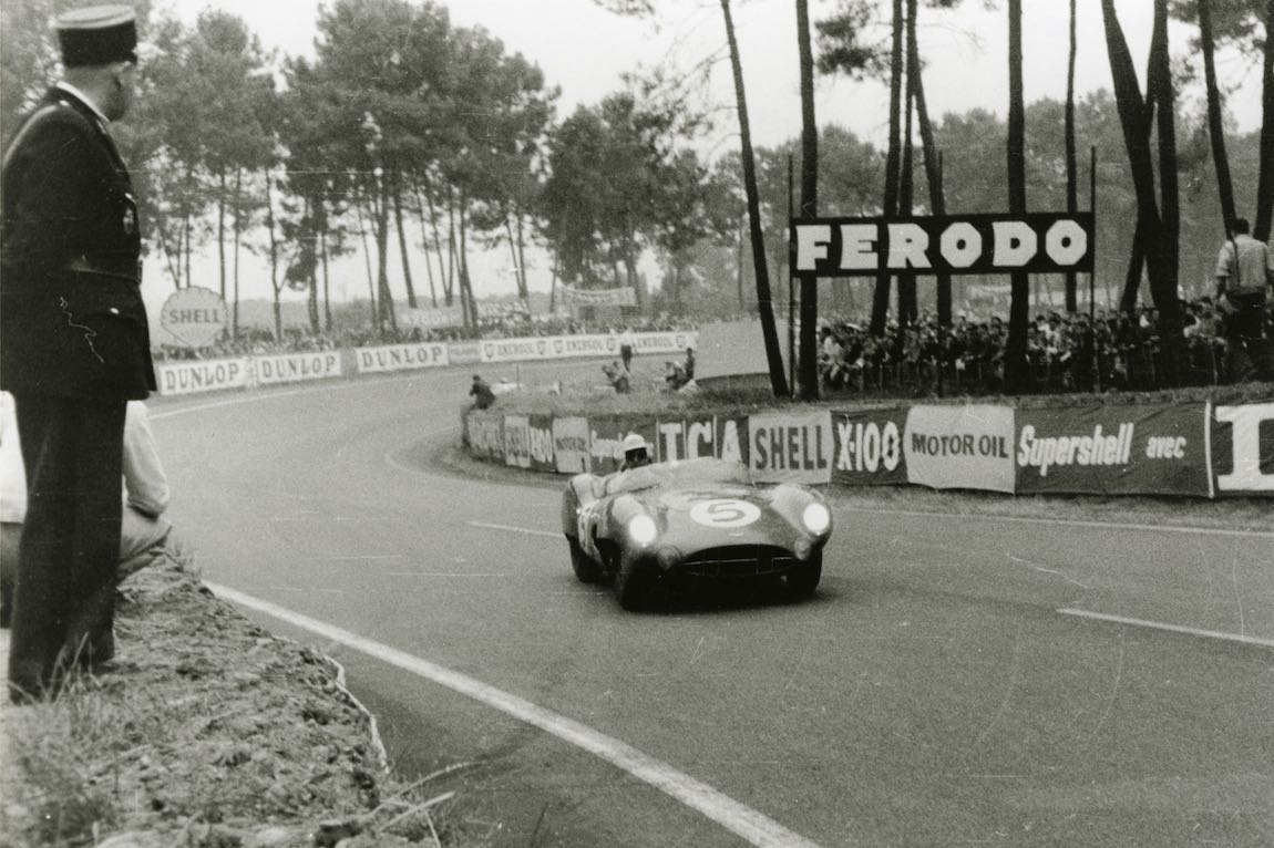 Ten Facts From Aston Martin S 1959 Le Mans 24 Hours Win