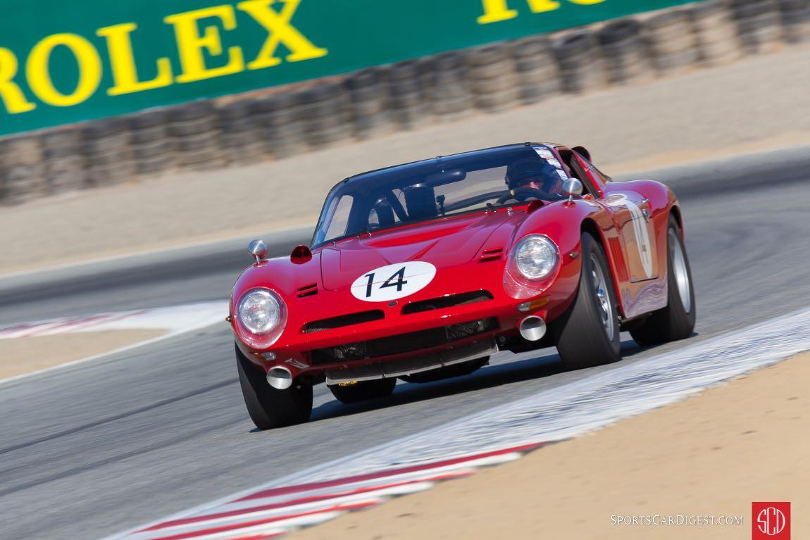 1968 Bizzarrini 5300 Strada GT Laguna Seca