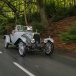 Aston Martin Cloverleaf Returns to Aston Hill