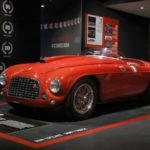 Ferrari at Le Mans 24 Heures Exhibit