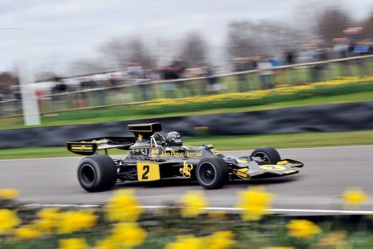 Lotus 72 Formula 1