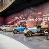 "Schlumpf Reserve Collection: original unrestored Bugattis from the ""Shakespeare Collection"" on display at the Mullin Automotive Museum in Oxnard, California"