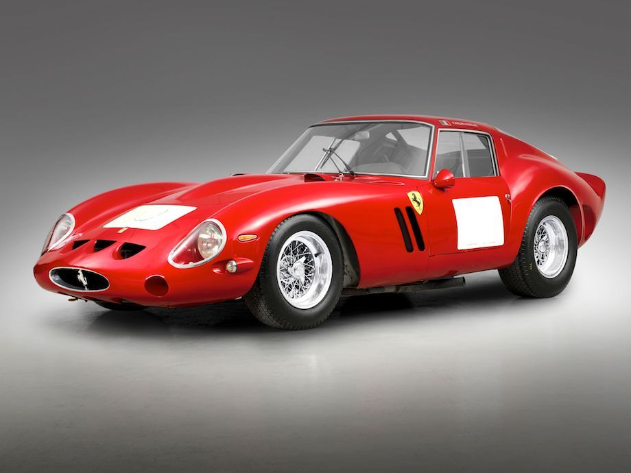 Is The Ferrari 250 Gto About To Be Replicated