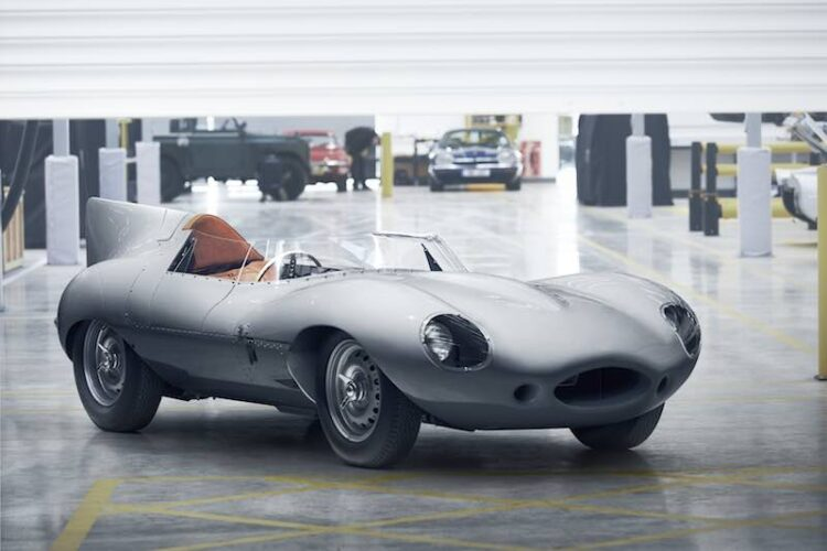 Reproduction Jaguar D Type