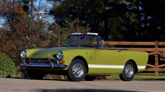 1967 Sunbeam Tiger MkII Roadster