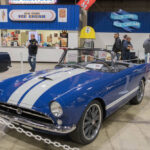 Sunbeam Tiger – A Mighty Roar in a British Sports Car