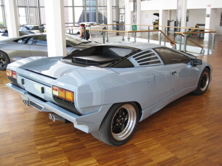Lamborghini project 132