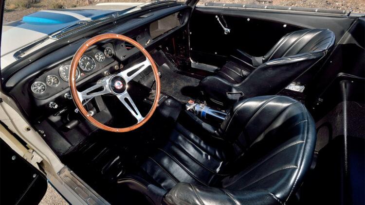 interior mustang