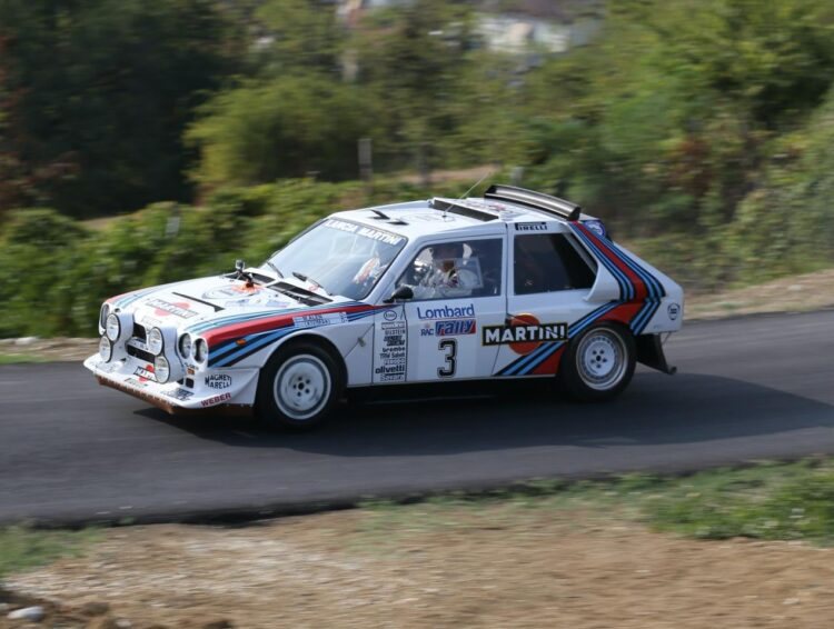 1985 Lancia