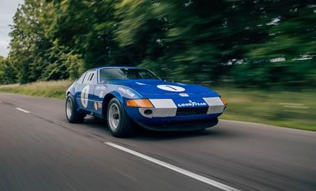 1971 Ferrari 365 GTB/4 Daytona Competizione