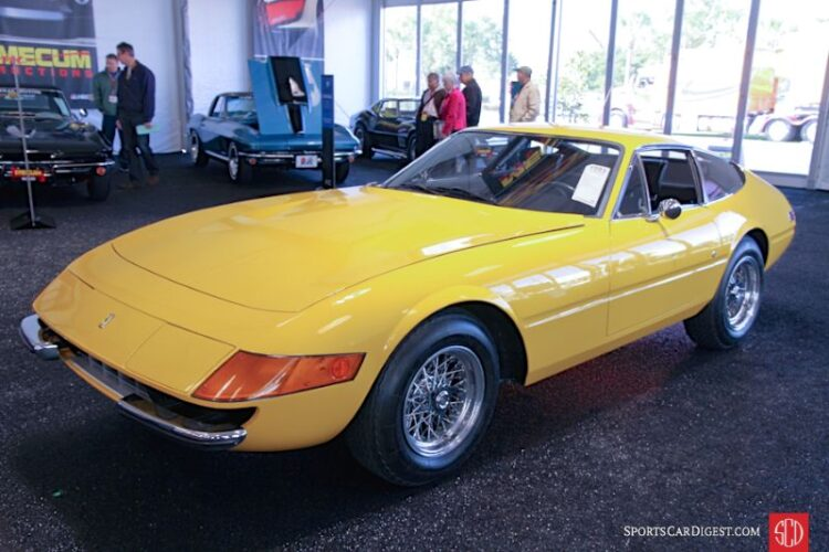 Ferrari Daytona Yellow